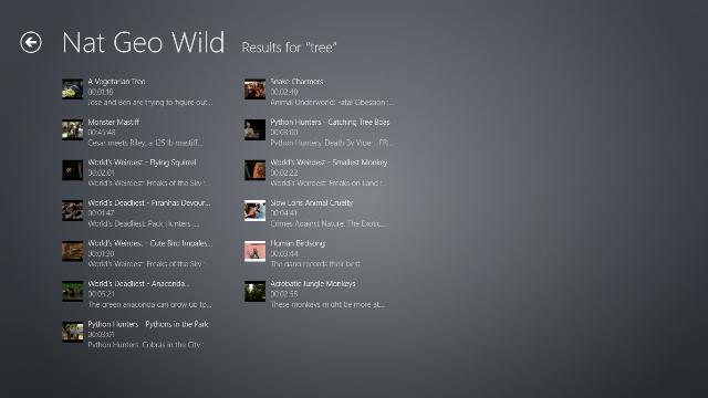 Search in Nat Geo Wild TV Channel videos.